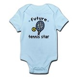 Future Tennis Star Onesie