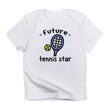 Future Tennis Star Infant T-Shirt