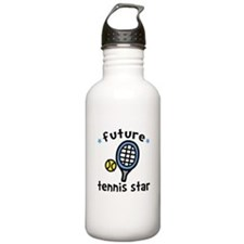 Future Tennis Star Water Bottle