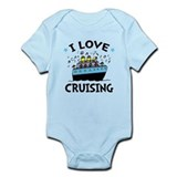 Little Cruiser Onesie