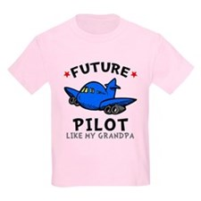 Pilot Like Grandpa T-Shirt