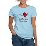 Ladybug Teacher Women's Light T-Shirt
