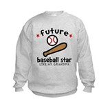Baseball Grandpa Sweatshirt