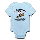 Baseball Dad Infant Bodysuit