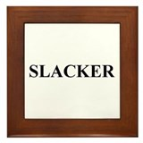 Slacker Framed Tile