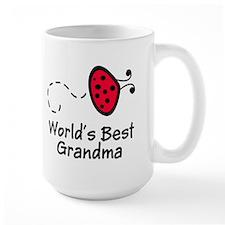 Grandma Ladybug Mug