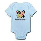 Artist Infant Bodysuit