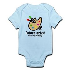 Artist Dad Infant Bodysuit