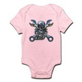 Motorhead Infant Bodysuit
