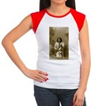 Geronimo (image only) Women's Cap Sleeve T-Shirt