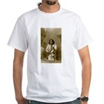 Geronimo (image only) White T-Shirt