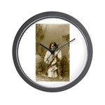 Geronimo (image only) Wall Clock