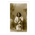 Geronimo (image only) Postcards (Package of 8)