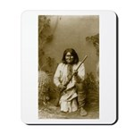 Geronimo (image only) Mousepad