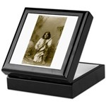 Geronimo (image only) Keepsake Box