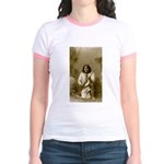 Geronimo (image only) Jr. Ringer T-Shirt
