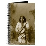 Geronimo (image only) Journal