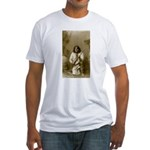 Geronimo (image only) Fitted T-Shirt