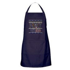 USN Navy Veteran Apron (dark)
