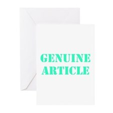 Cool Dan design Greeting Cards (Pk of 10)
