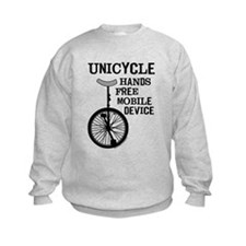 Mobile Device Bold Sweatshirt