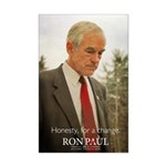 Ron Paul Honesty Mini Poster Print