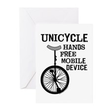 Mobile Device Bold Greeting Cards (Pk of 10)