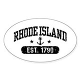 Rhode Island Decal