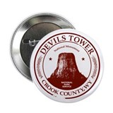 "Devils Tower 2.25"" Button"