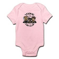 Yorkie Lover Infant Bodysuit