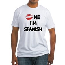 Kiss Me I'm Spanish Shirt