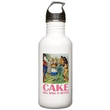 CAKE WILL MAKE IT BETTER Water Bottle