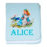 Alice in wonderland baby Cotton