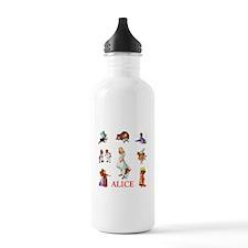 ALICE & FRIENDS IN WONDERLAN Water Bottle