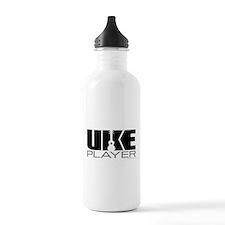 Uke Player Water Bottle