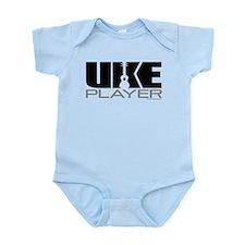 Uke Player Infant Bodysuit