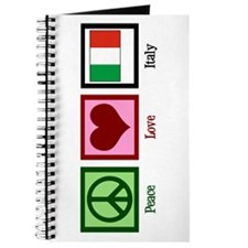 Peace Love Italy Journal
