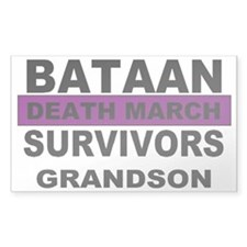 Bataan Death March Survivors Grandson