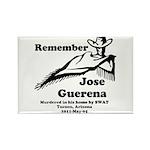 Remember Jose Rectangle Magnet (100 pack)