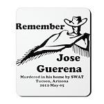 Remember Jose Mousepad