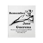 Remember Jose Throw Blanket