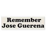 Remember Jose Sticker (Bumper 50 pk)