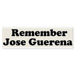 Remember Jose Sticker (Bumper 10 pk)