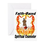 Spiritual Counselor Greeting Cards (Pk of 10)