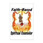 Spiritual Counselor Mini Poster Print