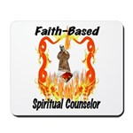 Spiritual Counselor Mousepad