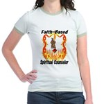 Spiritual Counselor Jr. Ringer T-Shirt