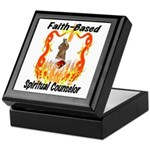 Spiritual Counselor Keepsake Box