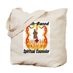 Spiritual Counselor Tote Bag