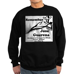 Remember Jose Sweatshirt (dark)